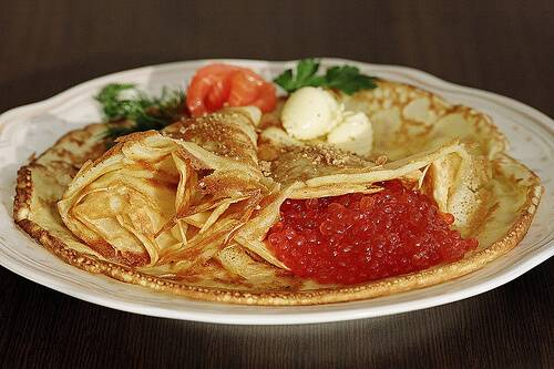 Blini | Russian Cuisine