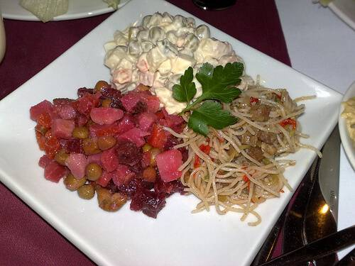 Vinegret Salad | Russian Cuisine