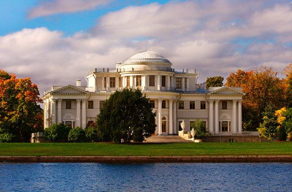 Elagin Island Palace