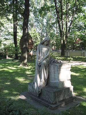 Necropolis of Alexandra Nevsky Lavra