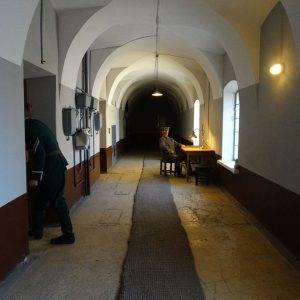 Prison in Peter and Paul Fortress