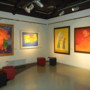 inside Erarta art museum