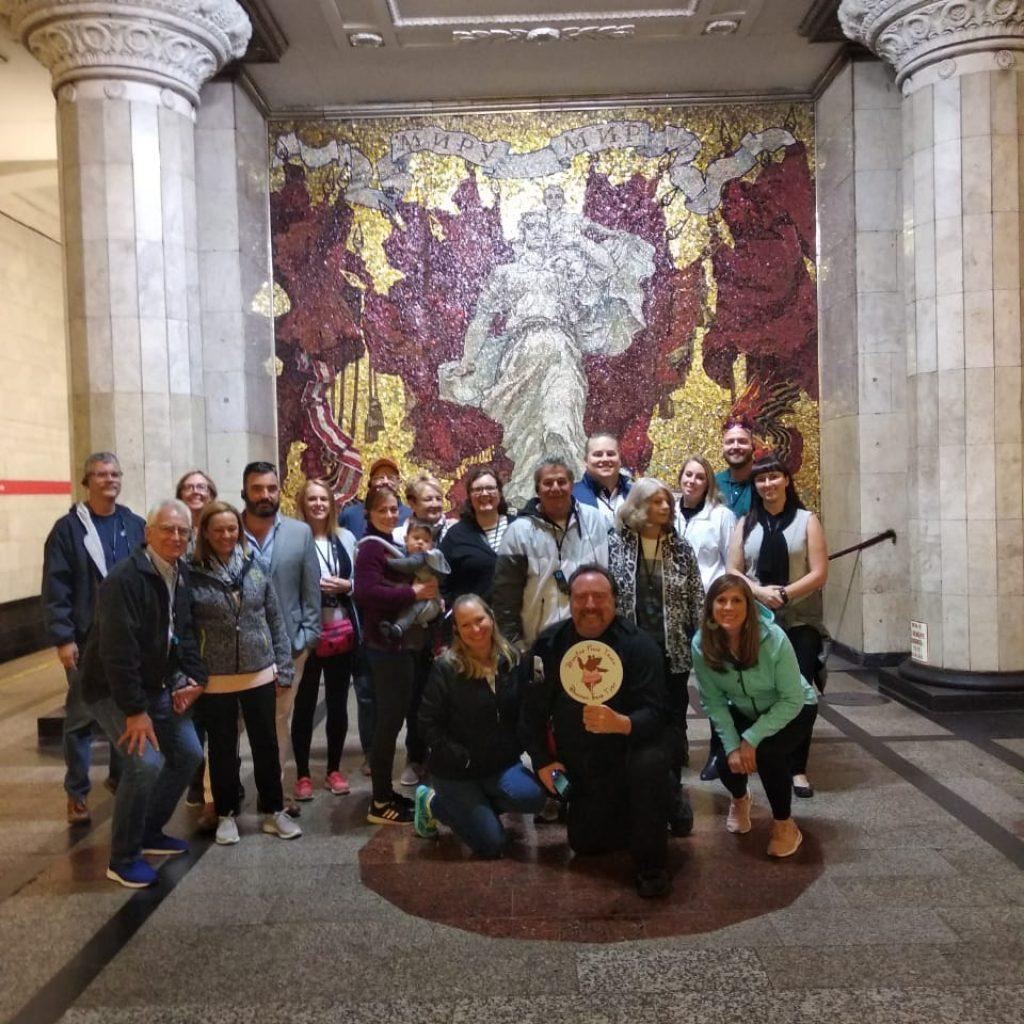 st petersburg visa free tours