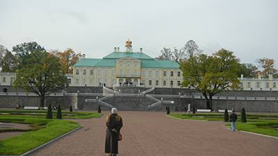 Oranienbaum Park and Palace