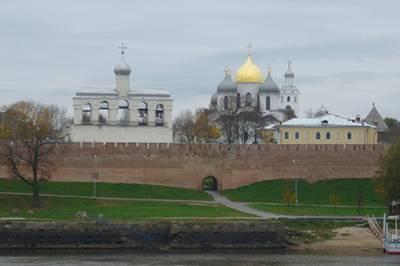 View of Veliky Novgorod