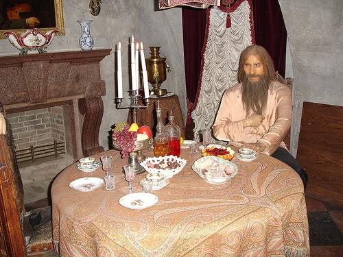 model of Rasputin