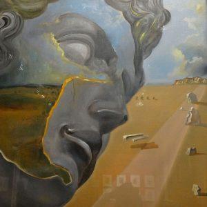 Salvador Dalí, Giuliano de' Medici